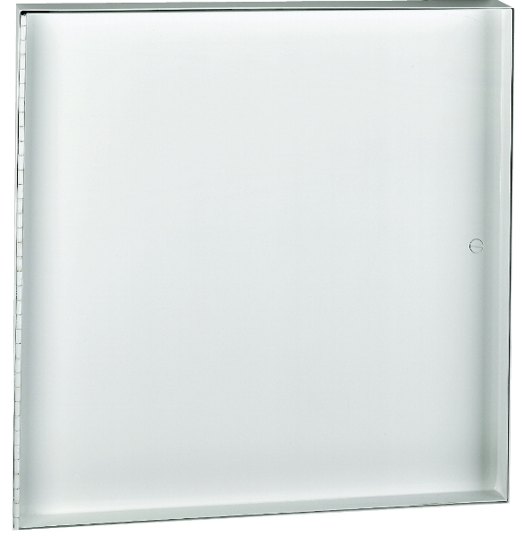 CT - CONCEALED FRAME ACCESS PANEL WITH RECESSED DOOR FOR ACOUSTIC TILE OR WALLBOARD INSERT