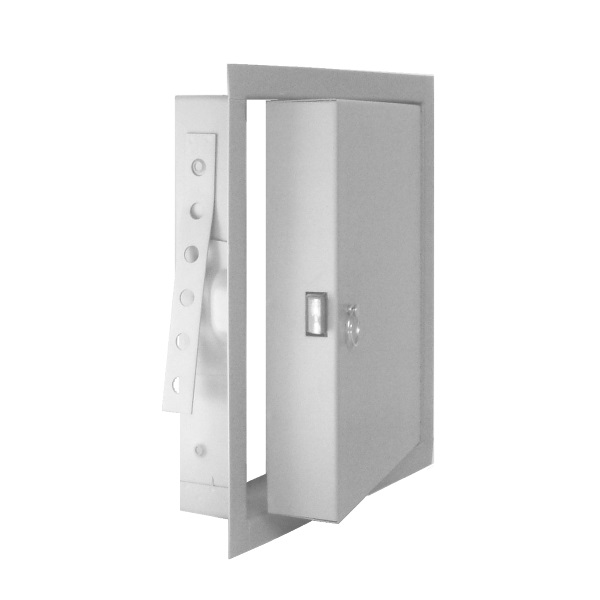 EXPOSED FLANGE FIRE-RATED ACCESS DOORS