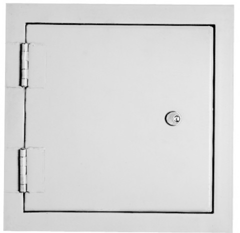 HSP - HIGH SECURITY 7 GAUGE ACCESS PANEL FOR DETENTION APPLICATIONS