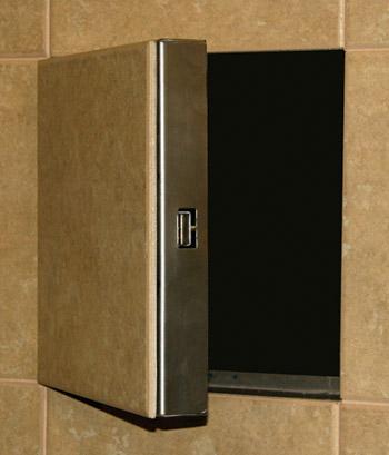 access door in drywall 2